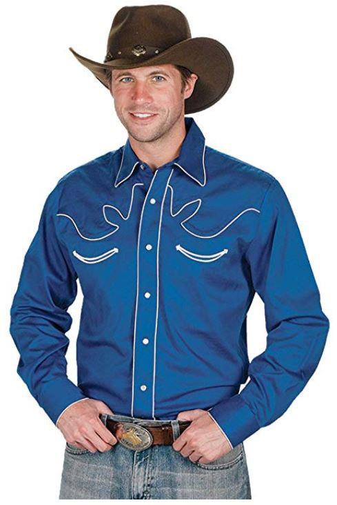 camisas cowboy