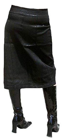 faldas western