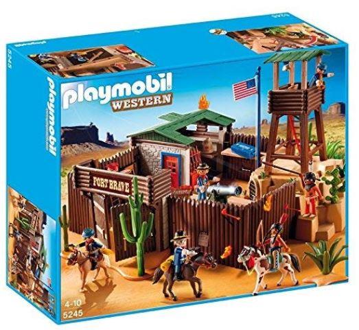 juguete de vaqueros
