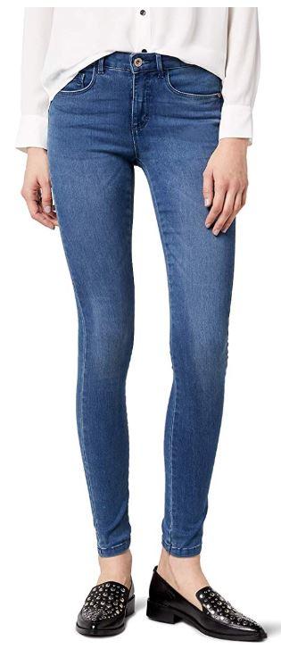 pantalones vaqueros femeninos
